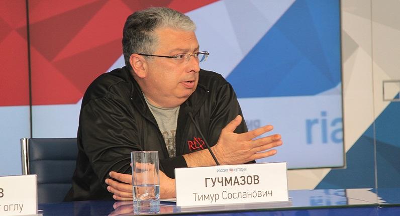 В Москве прошла мероприятия «Навстречу Чемпионату мира по футболу-2018»